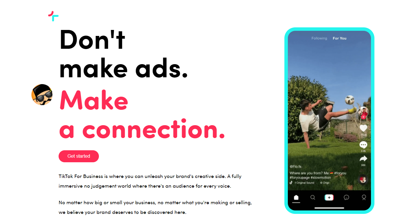 Use TikTok Ads